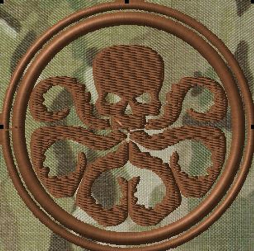 Hydra VELCRO® Brand Patch