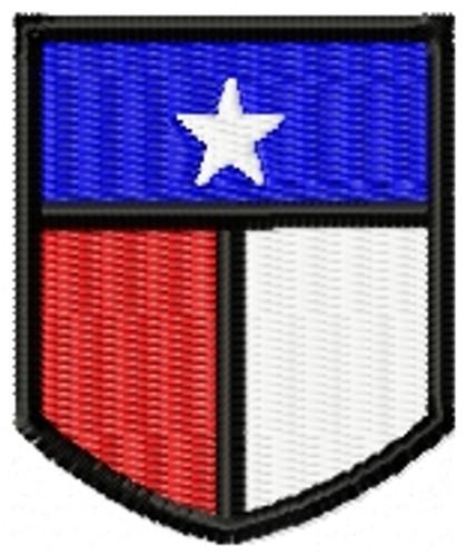 1St Scout Brigade RLA Beret Flash