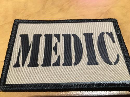 PVC Vinyl Medic Patch