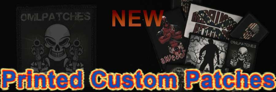 custom velcro patches
