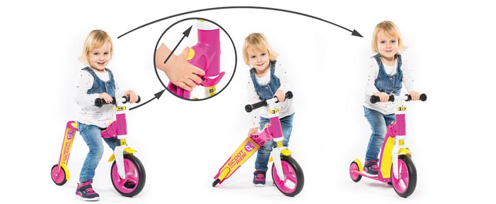Transforming Scoot & Bike