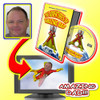 Amazing Dad Personalized DVD Photo in TV