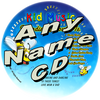 CUSTOM NAME - Melodies About Me Personalized Kids Music CD