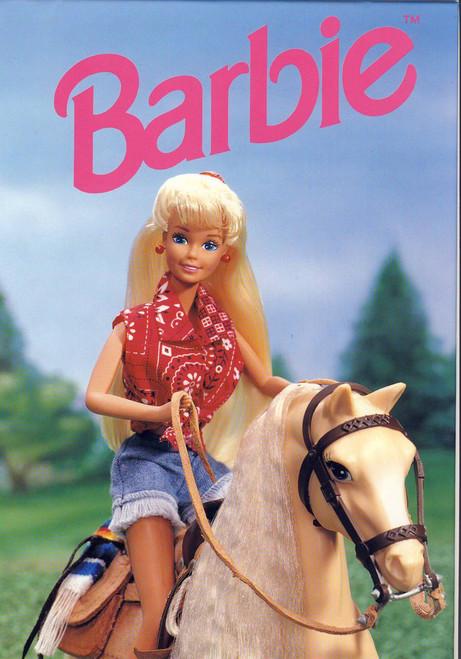 Barbie: A Camping Adventure