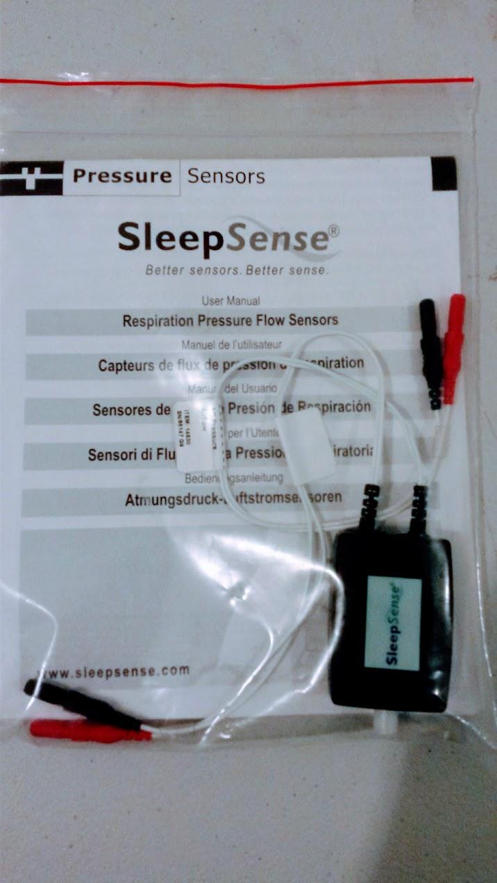 Respiration Pressure Flow Sensors