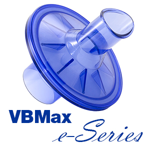 VBmax -e  PFT filters - Different sizes for different Brands- Box of 50