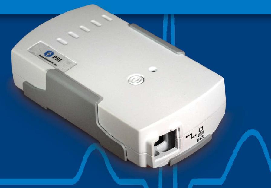 QRS-Blue Wireless Digital Stress Test System