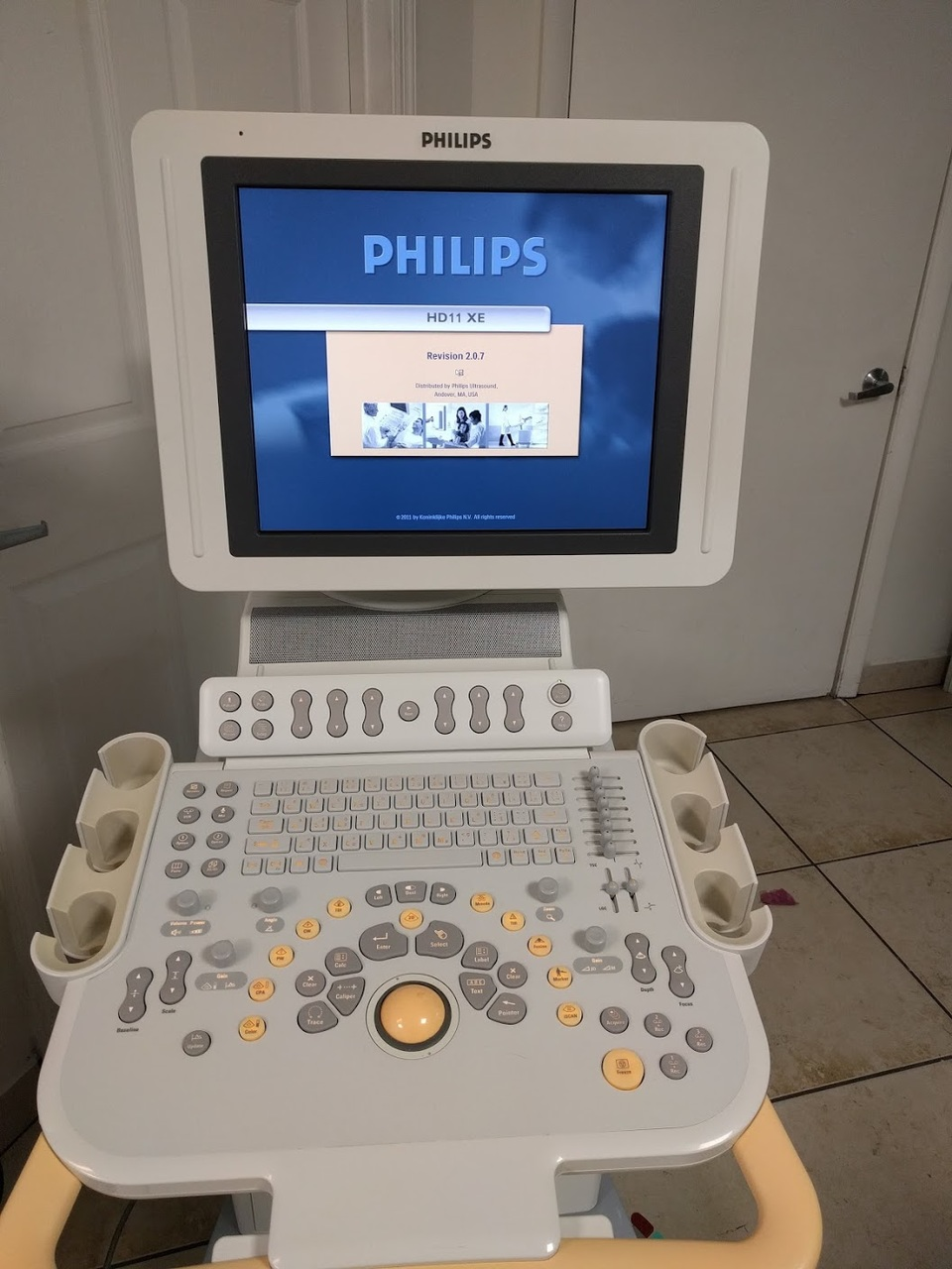 Used Phillips HD11XE Ultrasound