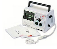 Zoll Series M Defibrillator, Biphasic. Includes SaO2.