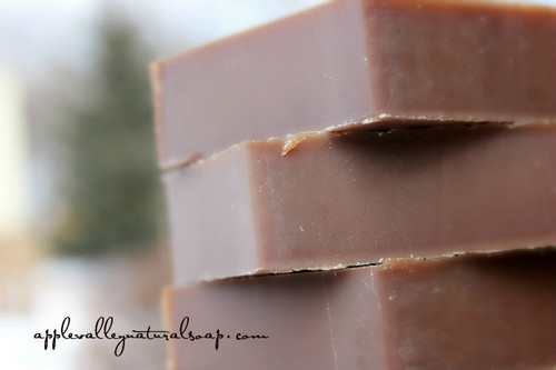 Vanilla Butter Face and Body Bar by Apple Valley Natural Soap