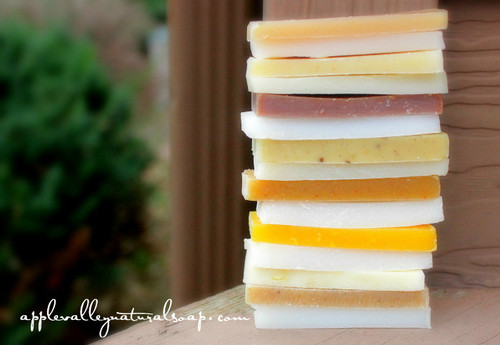 Body and Facial Bar Sampler Pack by Apple Valley Natural Soap