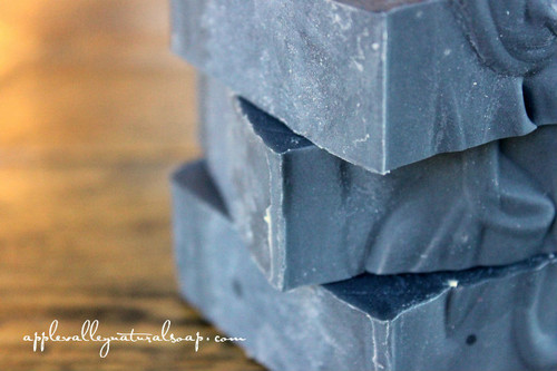 Charcoal Detox Body Bar from Apple Valley Natural Soap
