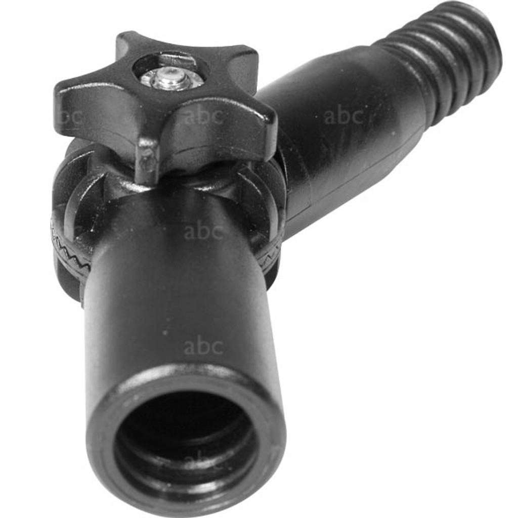 DocaPole Extension Pole Hinge Tip and Angle Adapter ... |Angle Adapter Threaded Extension Pole