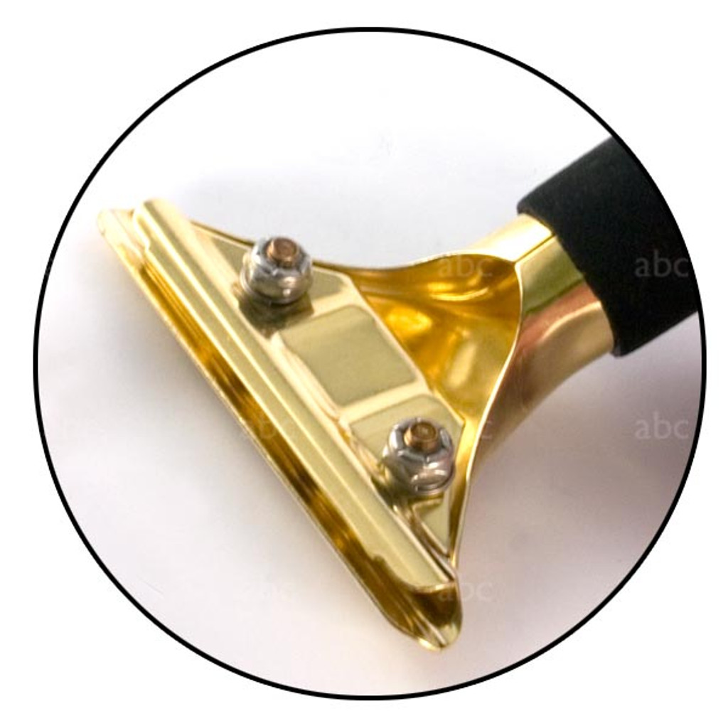 Ettore Brass Quick Release Handle - view 3