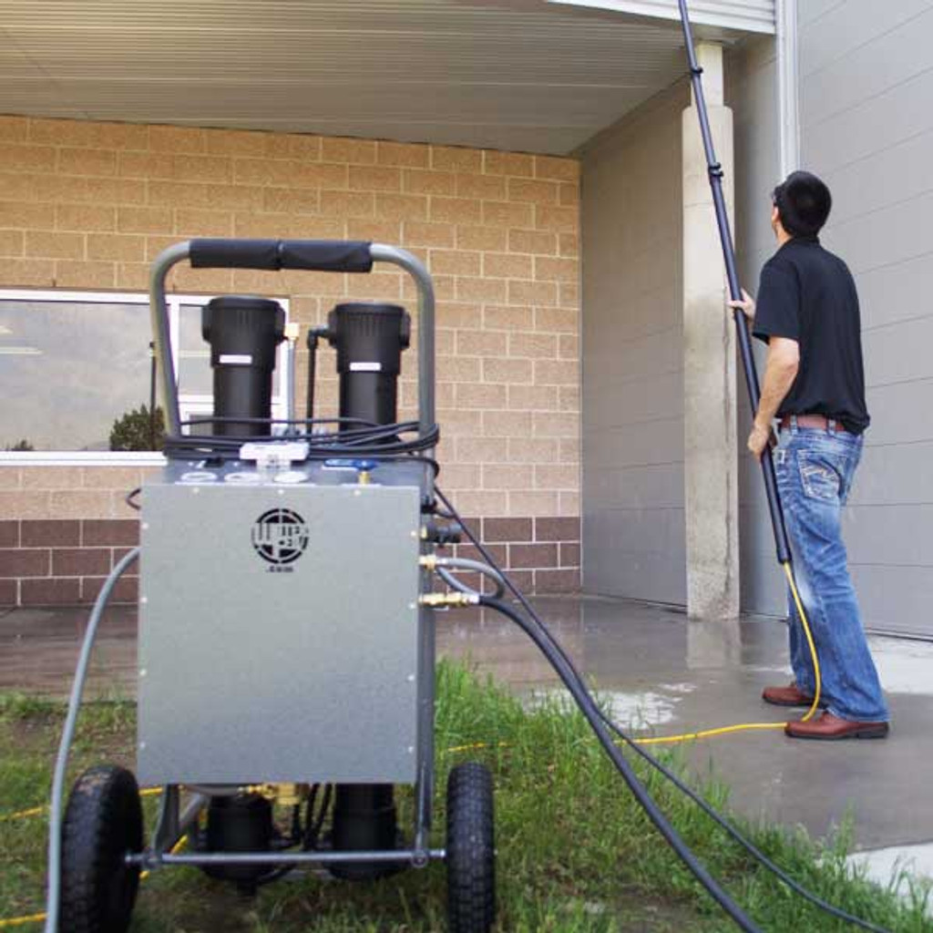 The 5 Stage Electric Enterprise 3000 WaterFed ® Pure Water System from Abc in action