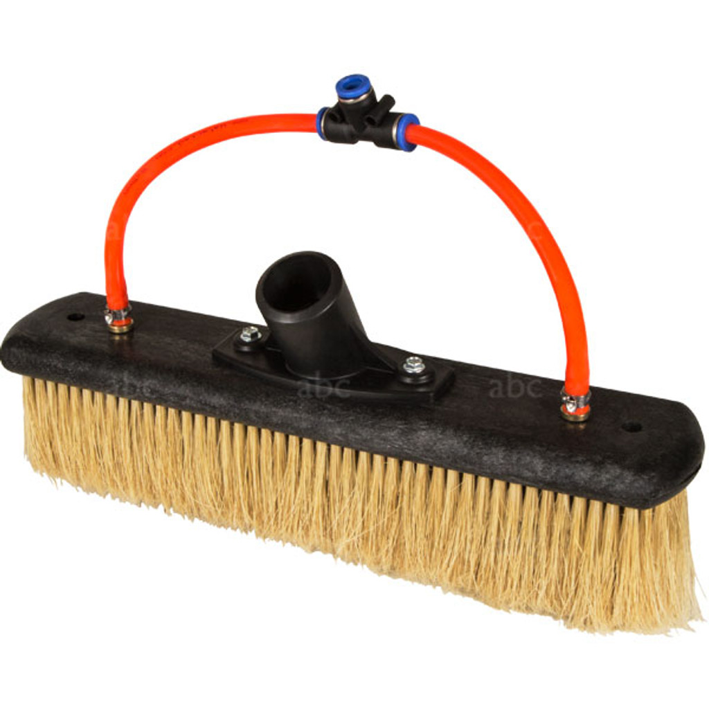 wfc brush hogs hair 12 double jetted fits exel and abc