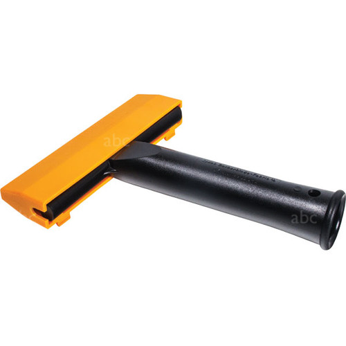 JBF Champion 5-inch Professional Window Cleaning Scraper - Angled