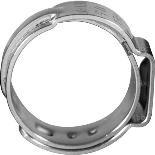 "WaterFed ® - Hose Fittings - abc - Hose Clamp fits 5/16"" Pole Tubing"