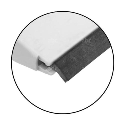 TRI6-RUBBER Scraper Replacement Cover with Rubber