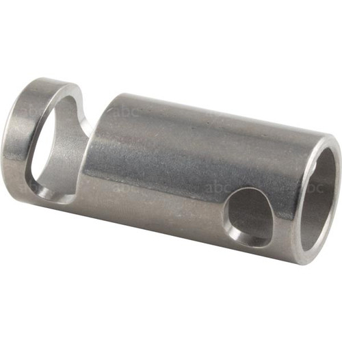 Descender - SMC Brake Rack Bar Angled Slot - Stainless Steel