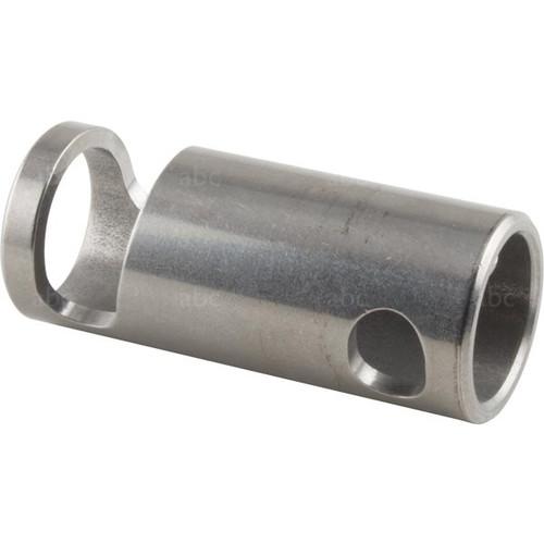 Descender - SMC Brake Rack Bar Straight Slot - Stainless Steel