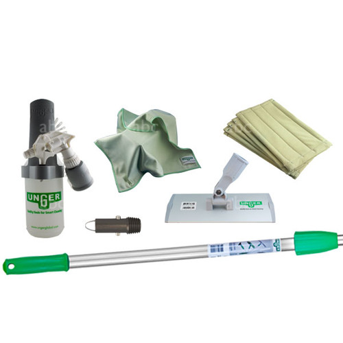 Start Up -- Window Cleaning Kit - Indoor - Unger - SpeedClean