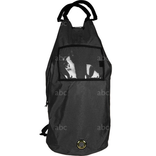 Rope Bag - Triple Crown - BLACK - Pack with Straps - XX Large