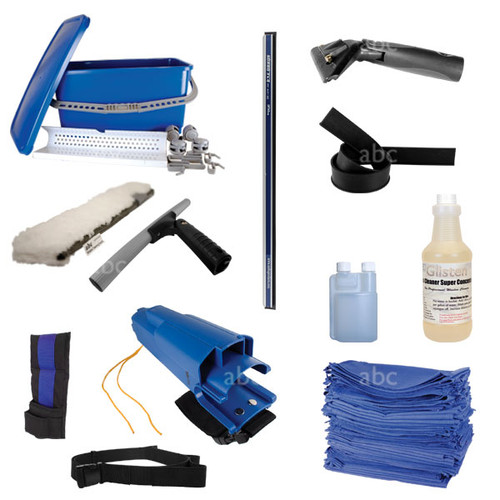 Window Cleaning Kit - Klassy Basic Supply Kit