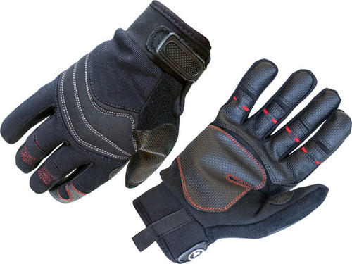 Rope and Rescue full-finger trade gloves