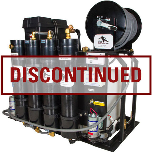 Discontinued - abc DS9 Mounted WaterFed® Pure Water System
