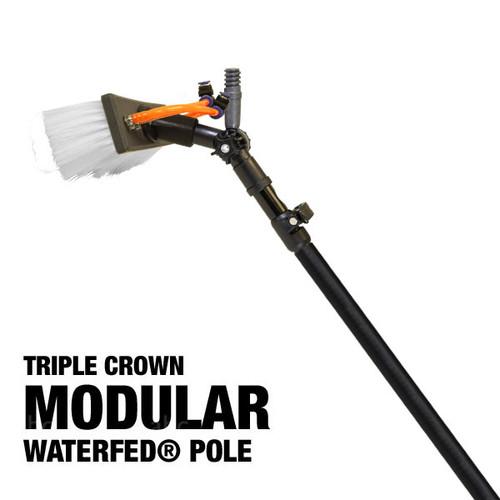 Triple Crown Modular WaterFed® Pole
