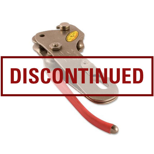Descender -- SRTE - Stainless Steel Cheeks - DISCONTINUED BY MANUFACTURER