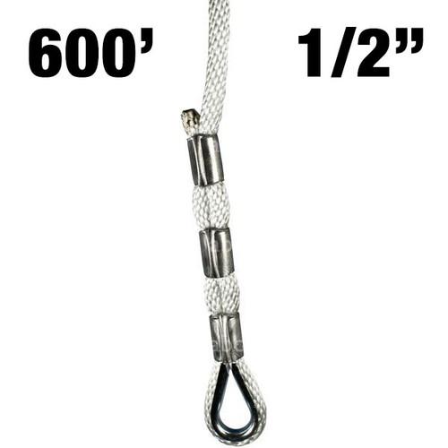 L4-600 Sky Genie Thimbled Rope