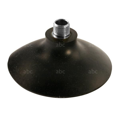 "Suction Cup Grabber - Replacement 4"" Cup - Stainless Steel Insert"