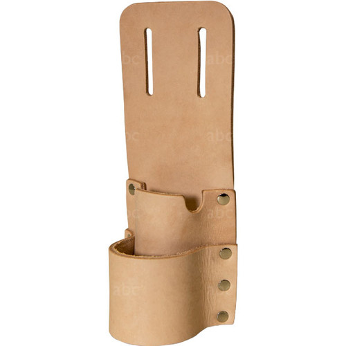 AH00 abc 2 Loop Leather Squeegee Holster