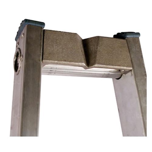 Ladder -- Metallic - Top Piece - Vee Groove - 6'