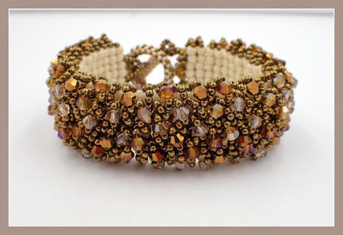 Magic Carpet Bracelet Tutorial