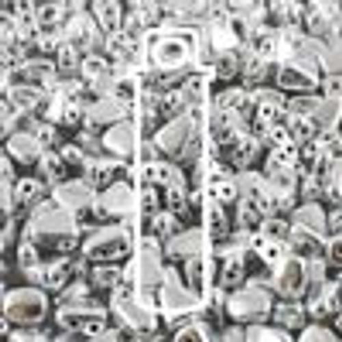 6x5mm Full Labrador Nib-Bit Beads (8 Grams)