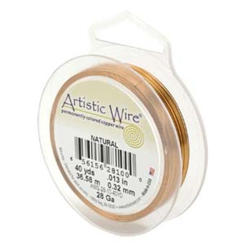 20ga Natural Artistic Wire