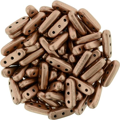 3 Hole Czechmate Beam Metallic Bronze Copper