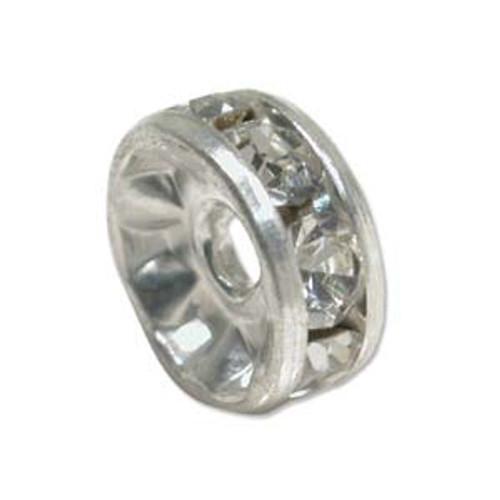 6pk 5mm Crystal Roundelle