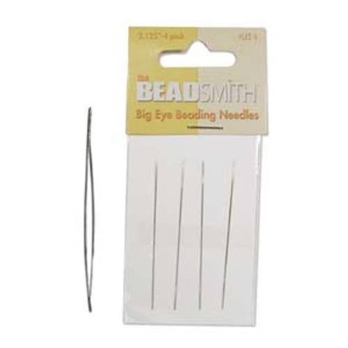 4pk Big Eye Needles