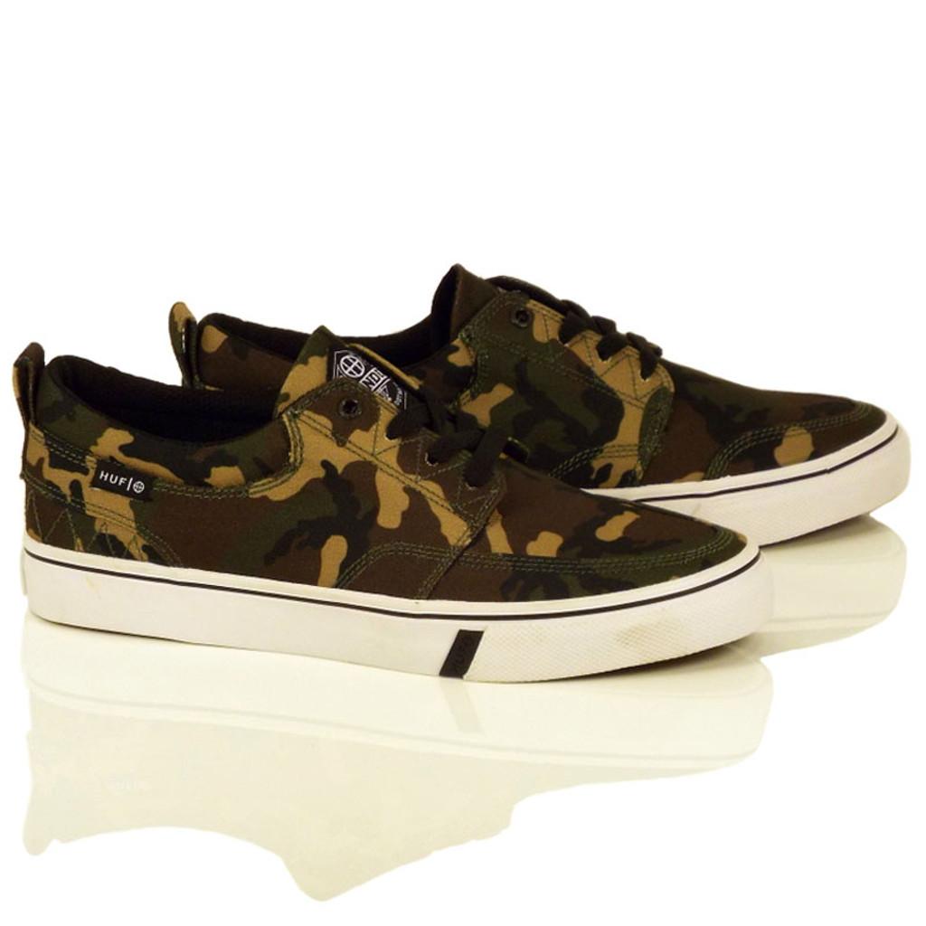 Huf Ramondetta Pro Shoes - Camo