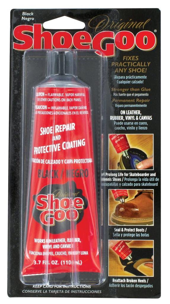 Shoe Goo Black Glue