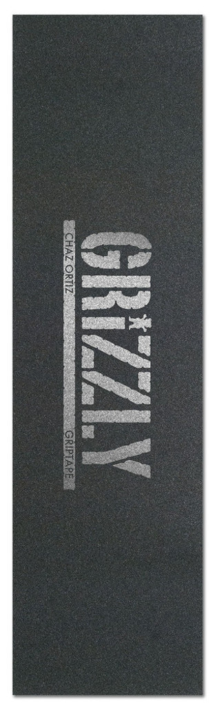 Grizzly Ortiz Signature 3M Reflective Griptape Sheet