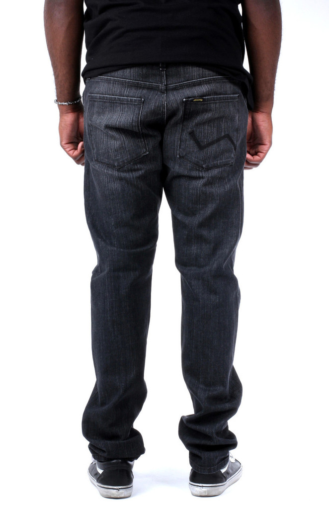 Kennedy Z-Line Jeans - Black Byrd