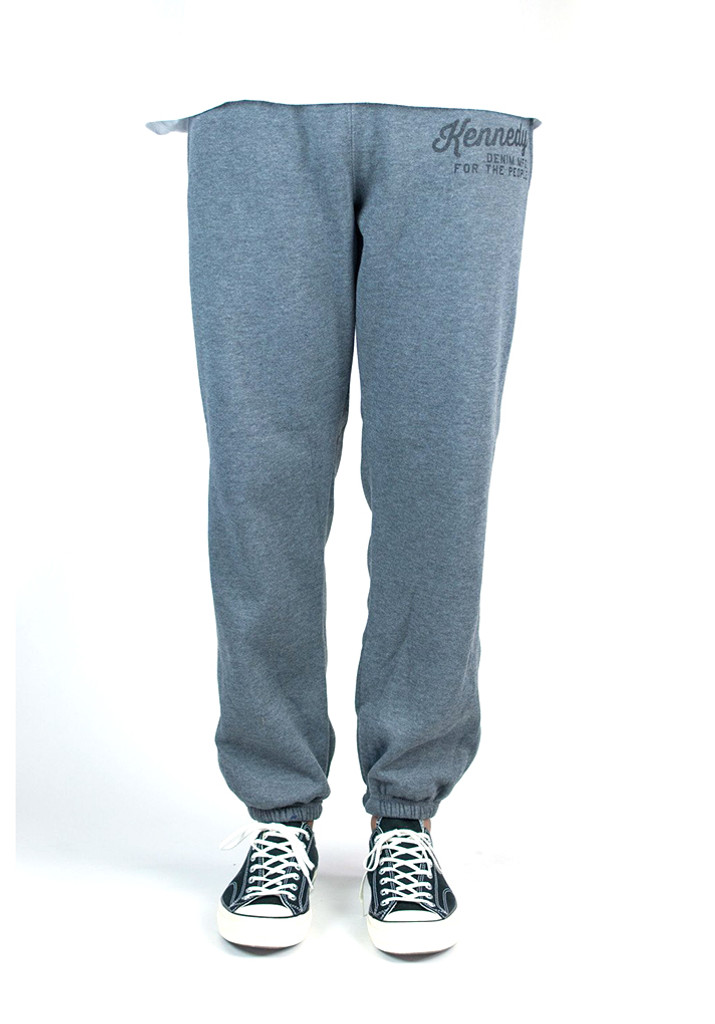 Kennedy Jetsetter Sweatpants - Charcoal Grey