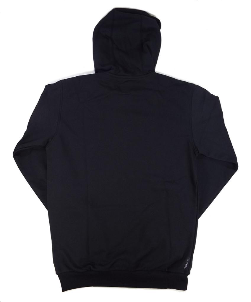Adidas Clima 3.0 Hooded Sweatshirt - Black/White