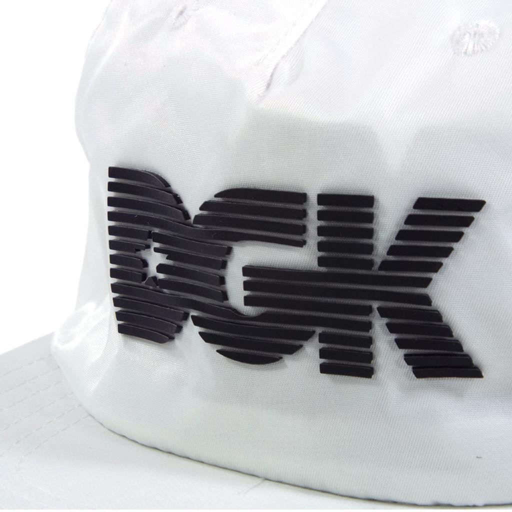 DGK Hampton Strapback Hat - White