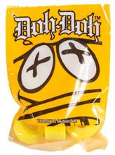 Shorty's Doh Doh Yellow Bushings - 92 Medium Soft
